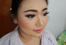 Septy - Trial, Morning Look, Evening Look by Makeup by dr. Vianni