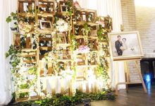 Yuan And Flo Wedding by Fun Factor Decoration