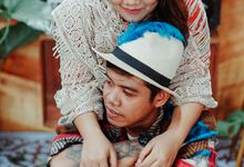 PREWEDDING DAZEN DAN SHELLE by Delights Story