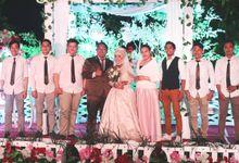 The Wedding Of Nardi &  Azka. 25 Maret 2017 by Efoni Music Entertainment