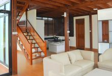 Wooden Villa 2 Bedroom by Jeep Station Indonesia Resort