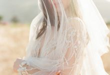 Southern California Spring Pre-Wedding by Feather and Stone Photography