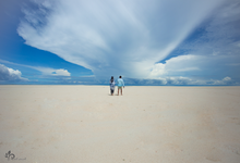 prewedding Joko DERAWAN ISLAND by Therudisuardi