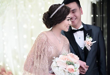 George and Anastasia in Bandung by Rufous Events