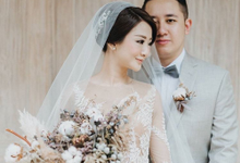 Felix and Vani in Bali by Rufous Events