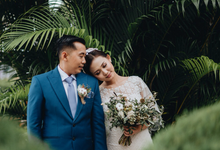 Aria and Finna in Jakarta by Rufous Events