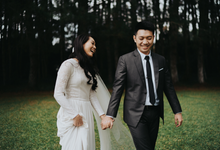 William and Yemima in Bandung by Rufous Events