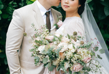Nico and Shieren in Bali by Rufous Events