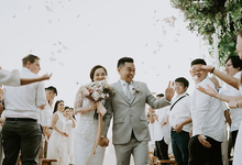 Edwin and Stella in Bali by Rufous Events