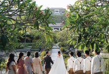 David and Michelle in Bali by Rufous Events