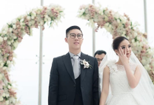 Hans and Jessica in Bandung by Rufous Events