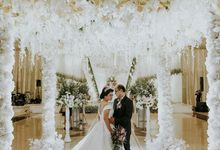 The Wedding of Ruli & Lydia by PlanMyDay Wedding Organizer