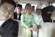 Wedding 29juli Rifki N Juwita by BKRENTCAR