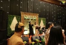 The Wedding of Bertha & Shadad by TAMAN MUSIC ENTERTAINMENT