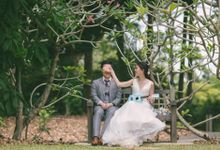 Pre-Wedding at Botanic Gardens by Awesome Memories Photography