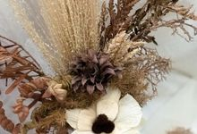 Rustic Bouquet by Rose For You