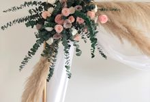 BRIDAL TO GO - FLOWER SHARING by Timeless fleur