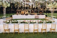 RUSTIC GARDEN WEDDING by Shangri-La Rasa Ria Resort & Spa
