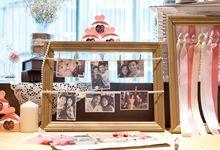 Vintage Rustic Wedding by D' Artisans