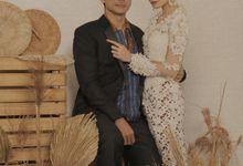 Restu & Vicky by Leo Vir