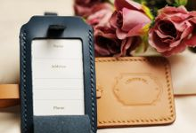 Kevin & Selvina - Luggage Tag by Rove Gift