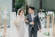 Ivan and Yoshi wedding by Amour Management