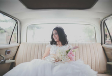 Wedding (Jurnalyn + Erwin) by RYabes Professional Makeup Artistry