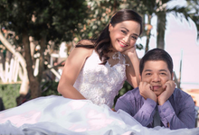 Prenup (Karen + Christian) by RYabes Professional Makeup Artistry