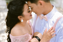 Prenup (Jhovelyn + Thomson) by RYabes Professional Makeup Artistry