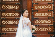 Wedding (Majoy + Ronald) by RYabes Professional Makeup Artistry