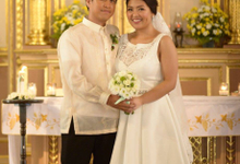 Wedding (Kc + Joey) by RYabes Professional Makeup Artistry