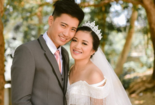 Wedding (Jhovelyn + Thomson) by RYabes Professional Makeup Artistry