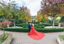 Prewedding of Rya and Evan by Widfotografia
