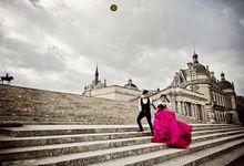 Prewedding of Valentina & Rian by ThePhotoCap.Inc