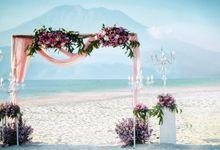 The Wedding of Ryan & Okta by Mahagiri Resort Nusa Lembongan
