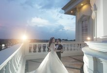 The Wedding of Yusuf & Cindy by Bloom Gift