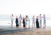 Wedding Katie & Ryan - 8 August 2018 by Anantara Seminyak Bali Resort