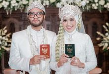 THE WEDDING OF LIA & RYANDRA by Seserahan By Uzima