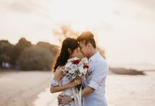 Elvina and Ryan by O'hara Weddings