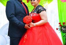 Malay Wedding by Hanietouch