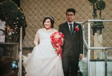 Intimate Party in the Land of Merlion - Wedding of Yi Hong & Nadia by AS2 Wedding Organizer