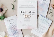 Mi Lan - Hung Tran Wedding by KT MARRY