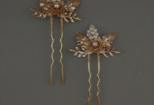 HAIR PIN & BOBBY PIN by RYNT handmade