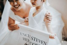 Lia x Steven wedding day by Portlove Studios