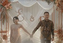 Decoration from Elisa and Daril engagement by Nona Manis Creative Planner