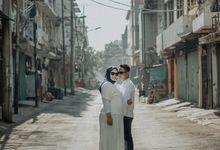 Pre Wedding Fenty & Refangga by Rizwandha Photo