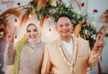 Wedding Of Fenty & Refangga by Rizwandha Photography