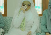 The Wedding Of Isya & Aan by Rizwandha Photo