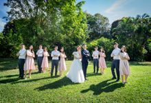 Parkroyal on Pickering Hotel Wedding by GrizzyPix Photography