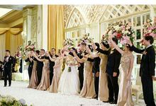 Jenstella Family Giwn by fashion house by xiang